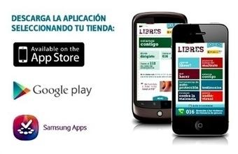 """""""Libres"""" la #app para prevenir y denunciar la violencia de género   Genera Igualdad   Scoop.it"""