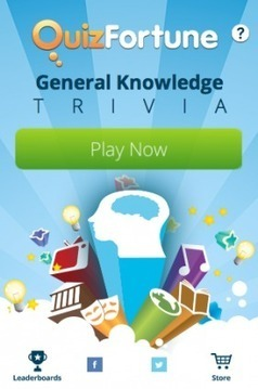 QuizFortune Get Social With Their New Trivia Apps | PRLog | Quiz Related Biz - Social Quizzing and Gaming | Scoop.it