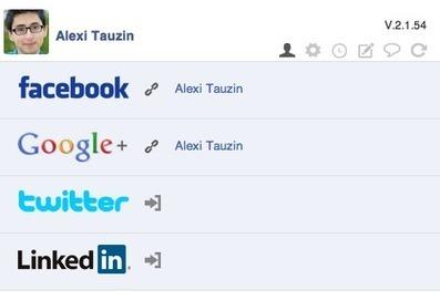 "Diffusion : synchroniser vos messages sur Facebook, Twitter, Google+ et LinkedIn | Patrick CUENOT, ""ciblage comportemental, profiling 2.0, psychologie et Digital Media"" | Scoop.it"