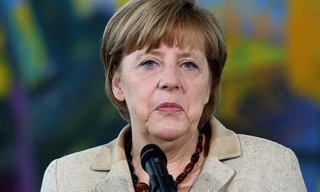 Angela Merkel denied access to her NSA file | txwikinger-news | Scoop.it