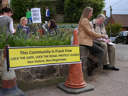 The UK's anti fracking movement is growing | Sustain Our Earth | Scoop.it