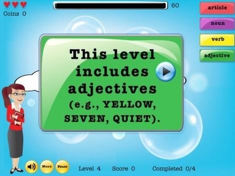 Grammar Pop HD Review - 148Apps   Adult Literacy Language Arts Writing   Scoop.it