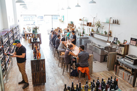 How to Pick a Wine Store | In The Glass Wine and Spirits News | Scoop.it