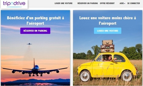 L'économie COLLABORATIVE s'envole ! « La bonne idée du parking de l'aéroport! - Etourisme.info | Machines Pensantes | Scoop.it