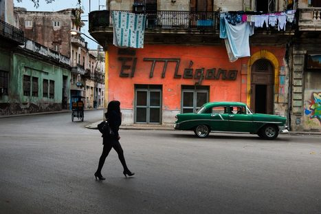 Cuba | Photographer: Steve McCurry | PHOTOGRAPHERS | Scoop.it