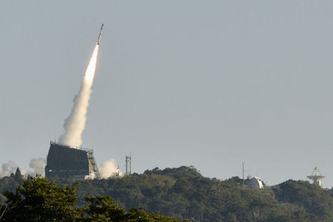 Japan's miniature rocket crashes, but may hold hints of the future | More Commercial Space News | Scoop.it