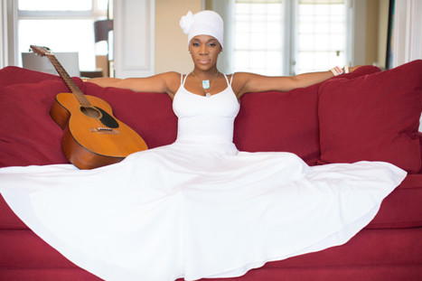 Why India.Arie ♥'s Meditation | Freedom by Living Mindfully, with Compassion | Scoop.it