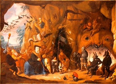 Enfer ou paradis: aux sources de la caricature | ARTPOL | Scoop.it