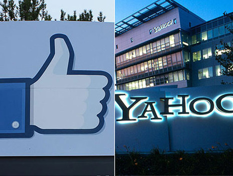 Facebook contra demanda a Yahoo por infringir 10 patentes | Ciberpolitica | Scoop.it