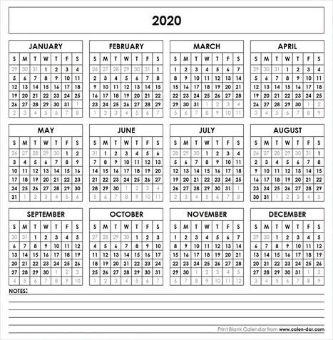 Pdf Calendario 2020.Calendar Page 2 Scoop It