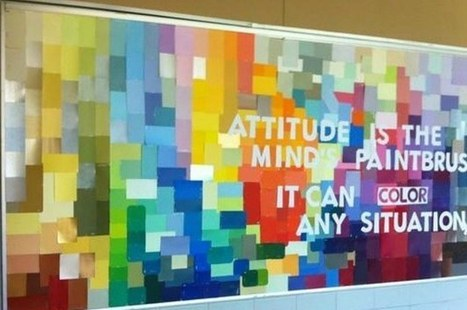 31 Incredible Bulletin Boards For Back To School | Learning Commons & Maker Spaces | Scoop.it