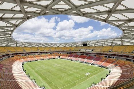 Brazil's World Cup Stadiums Have Their Problems, But They're The Latest In Green Design | Brazilianisms | Scoop.it