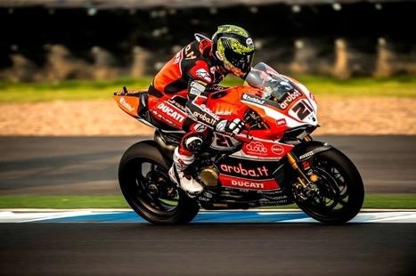Bayliss repeats tweaks to find Ducati gains | Ductalk Ducati News | Scoop.it