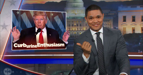 "Obama Says Goodbye & Trump (Allegedly) Gets a ""Golden Shower"" 