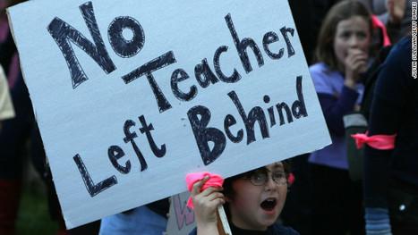 My view: School districts need to stop losing 'irreplaceable' teachers ... | Urban Educational Success | Scoop.it