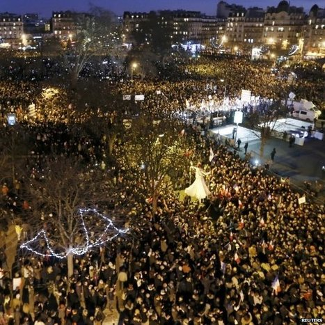 France divided despite uplifting rallies | Contemporary fiction | Scoop.it