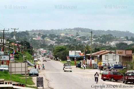 Street Scene in Santa Elena Town in the Cayo District of Belize | Belize in Photos and Videos | Scoop.it
