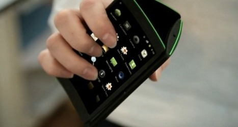 Foldable, swappable, invisible: 12 visions of tomorrow's tablet | ZDNet | Android: The Free Way To Get Mobile | Scoop.it