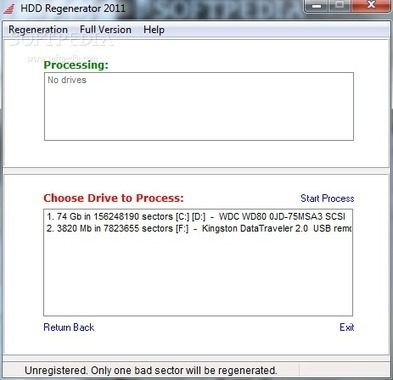 hard disk regenerator 2011 serial