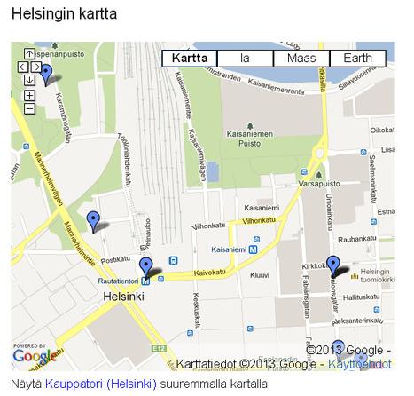 vaasa seksi kajaani google maps