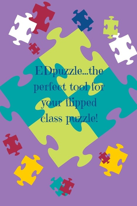 Great Tool for your Flipped Classroom - EdPuzzle (videos) | Tools and Resources for Teachers and Learners | Scoop.it