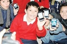 El Universal - - Enseñan en primaria con smartphone | Escuela y virtualidad | Scoop.it