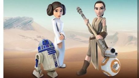 Spielerisch programmieren mit Star Wars - Heise Newsticker | Tablet-PC im Unterricht | Scoop.it