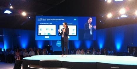 Salesforce World Tour : quelles nouveautés ? | prospection et développement commercial | Scoop.it