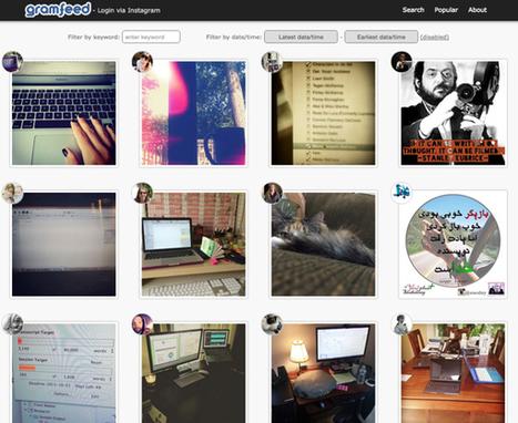 Instagram: 5 unverzichtbare Dienste für Marketer und Händler   Social Media Superstar   Scoop.it
