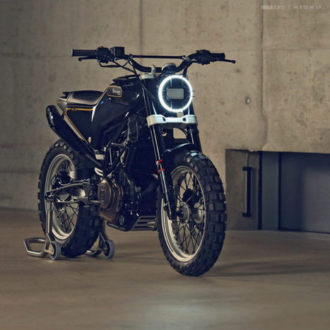 Husqvarna motorcycle concepts | Life, The Universe & Everything.... | Scoop.it