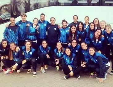Balonmano: con Natalia Vico, el seleccionado argentino debuta en Hungría | Balonfemme | Scoop.it