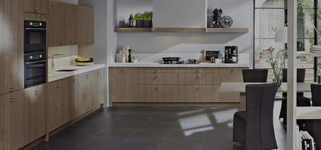 Straight Indian Style Modular Kitchen Design Fo