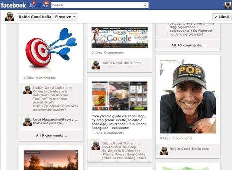 Pinterestize Your Facebook Timeline: Pinvolve - Pinterest for Pages on Facebook | Mobile Websites vs Mobile Apps | Scoop.it
