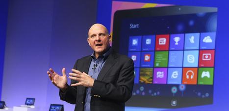Microsoft : la tablette Surface est sa dernière cartouche pour sauver son business | Telecom et applications mobiles | Scoop.it