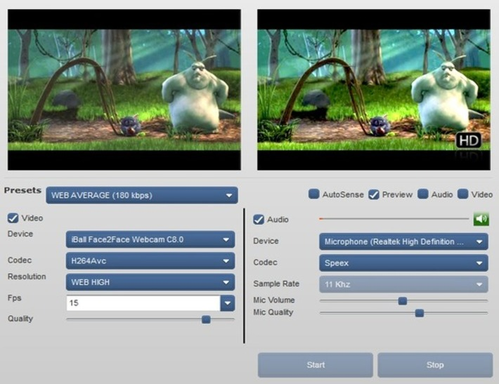 RTMPWorld.com Releases Web Media Live Encoder for HD Encoding, with Flash P2P RTMFP support | Machinimania | Scoop.it