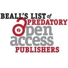 Beall's List of Predatory Publishers 2015 | The Future Librarian | Scoop.it