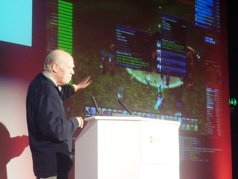 James Paul Gee's 16 Principles for Good Game Based Learning   JRD's educational gaming   Scoop.it