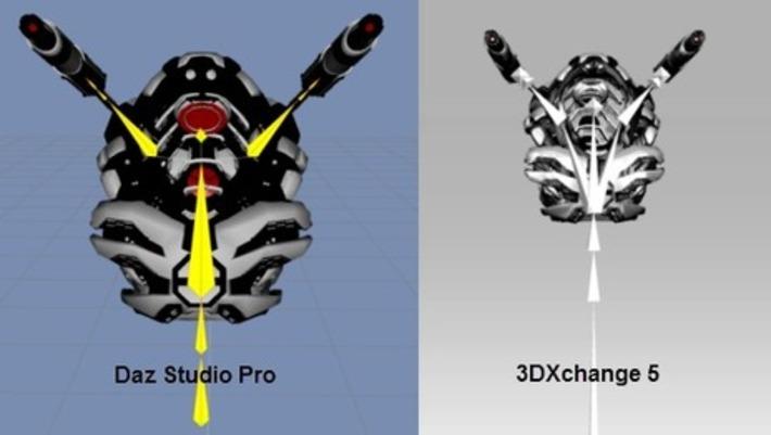 3DXchange 5 – More Power Under the Hood « WarLord's WarBlog | Machinimania | Scoop.it