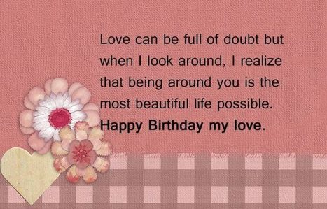 Cute Happy Birthday Wishes Quotes Scoop It