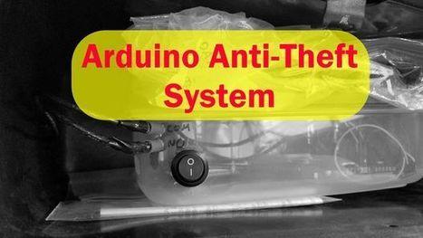 Construye un sistema de alarma para coche muy original con Arduino | Tecnologia, Robotica y algo mas | Scoop.it