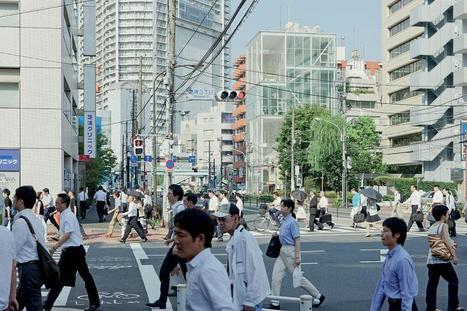 Tokyo's vertical thresholds #3: Sou Fujimoto | Design | Scoop.it