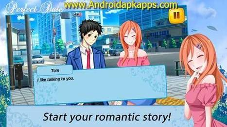 dream girlfriend mod apk android