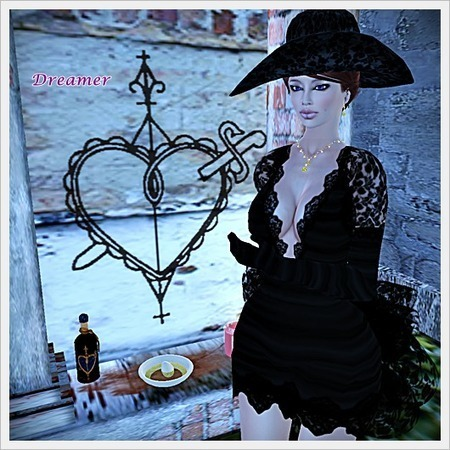 Dreamer's Virtual World - Fabulous Widow | Freebies and cheapies in second life. | Scoop.it