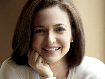 Sheryl Sandberg Presents: Deeply Troubling Stats About Women | All Things Management: People & Organizations | Scoop.it