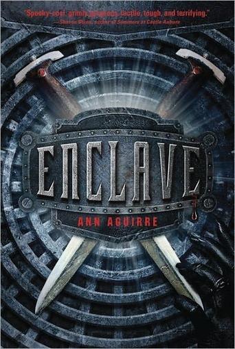 YA Book Interview: Ann Aguirre Talks 'Enclave' | Teen Reads | Scoop.it