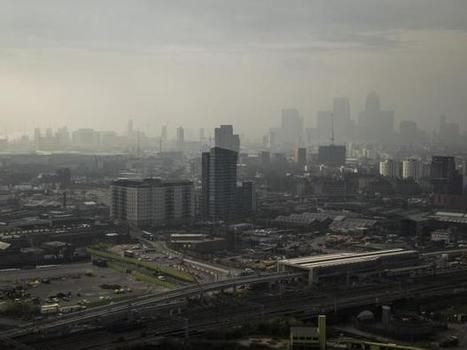 Air pollution is as bad for you as being overweight | IB GEOGRAPHY URBAN ENVIRONMENTS LANCASTER | Scoop.it