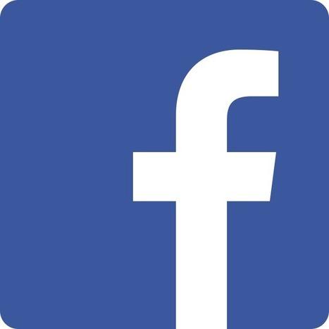 Official Facebook Logo Updated | Around facebook. | Scoop.it