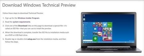 Guide pratique : tester #Windows 10, depuis une clé USB | #Security #InfoSec #CyberSecurity #Sécurité #CyberSécurité #CyberDefence & #DevOps #DevSecOps | Scoop.it
