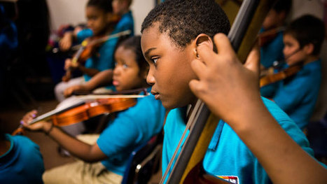 Unpacking the Science: How Playing Music Changes the Learning Brain | The Browse | Scoop.it