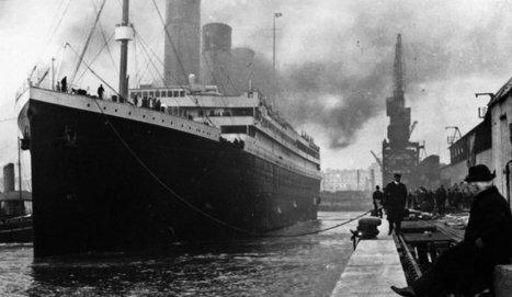#105 ❘ Naufrage du Titanic ❘ du 14 au 15 avril 1912   # HISTOIRE DES ARTS - UN JOUR, UNE OEUVRE - 2013   Scoop.it